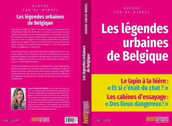 Légende urbaines de Belgique cov6(1)